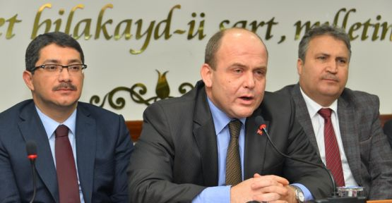 Gürcan Büyükşehir Meclisinde yaşananları yorumladı