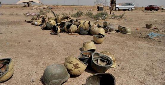 Irak'ta hava harekatı başladı: 40 ölü!