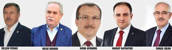 Kader rüzgarları İsmail Bilen'e Milletvekilliği getirdi