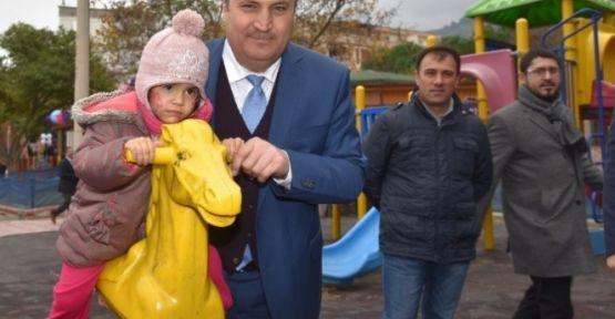 Kaynak Mahallesi Yunusemre Gündüz Bakım Evi Hizmete Açıldı