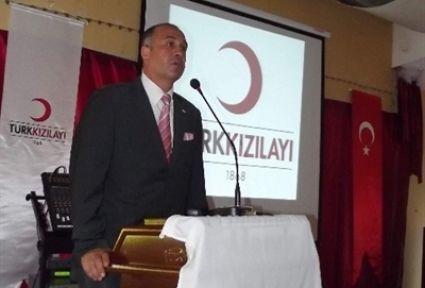 Kızılay'dan 'Bağış' Çağrısı