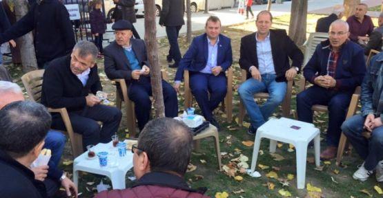 Köfteler Arif Koşar'dan