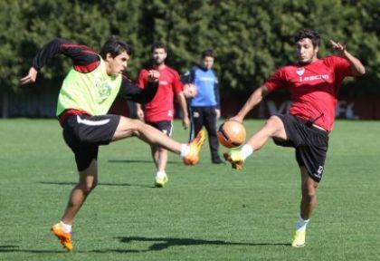 Manisaspor, Kahramanmaraşspor Maçının Hazırlıklarına Başladı