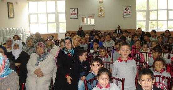 Mütevelli İlkokulunda Hoşgörü Sınıfı Açıldı