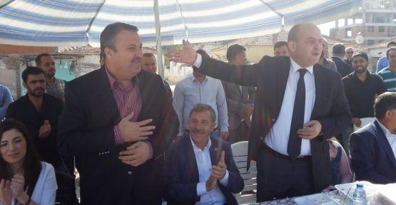 Özdağ; Başkan Mehmet Çerçi kazandırdıklarıyla devrim yapıyor