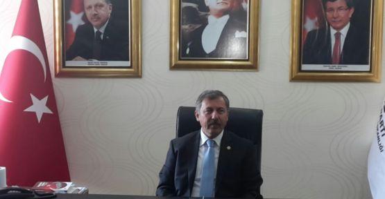 """Özdağ """"Cengiz Ergün'e rağmen Belediye Başkanlarımız çok başarılı """""""