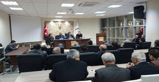 Özkan'dan İlçe Teşkilatlarına Ziyaret