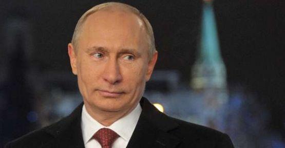 Putin Kırım'ı işgal için izin aldı