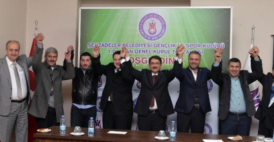 Şehzadeler Spor Kulübü İlk Genel Kurulunu Yaptı