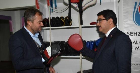 Şehzadeler'de Başarılı Sporcular Yetişiyor