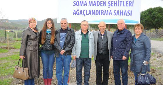 Soma şehitlerinin isimleri Seferihisar'da yaşayacak