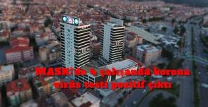 MASKİ'de 4 çalışanda korona virüs testi pozitif çıktı