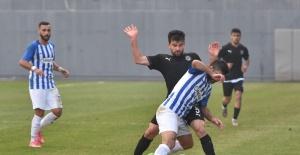 2. Lig: Manisa FK: 1 - Sarıyer: 1