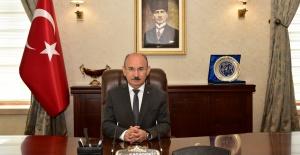Vali Yaşar Karadeniz' in Yeni Yıl Mesajı