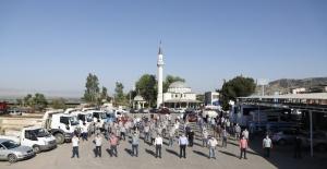 Alaşehir Belediye işçileri ikramiyelerine kavuştu