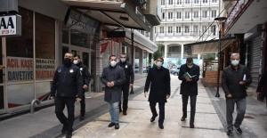 Başkan Çelik Şehzadeler'deki hizmetleri yerinde inceledi