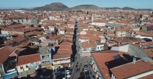 Tarihi çarşının çehresi büyükşehirle...