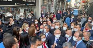 Kılıçdaroğlu, Salihli'de muhtarlar ve partililerle buluştu