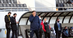 Akhisarspor, Fırat Gül ile yollarını ayırdı