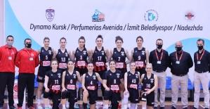 Turgutlu Belediyespor İstanbuldan...