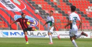 2. Lig: Turgutluspor: 0 - Bodrumspor: 0