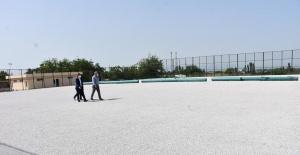 Şehzadeler Amatör Spor Kulüpleri tesisinde sona gelindi