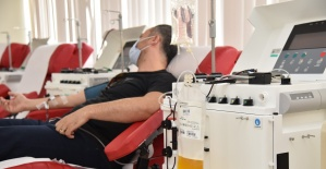 Nardal: İmmün plazma bağışı...