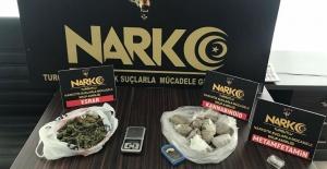 Turgutlu emniyeti uyuşturucu satıcılarına göz açtırmıyor
