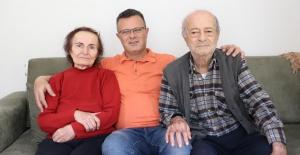 Alaşehir Belediye Başkanı Öküzcüoğlu'nun acı günü