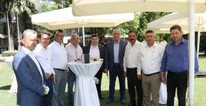 Başkan Ergün, Ege Belediyeler Birliği...