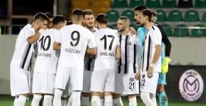 TFF 1. Lig: Manisa FK: 1  - Bandırmaspor: 3