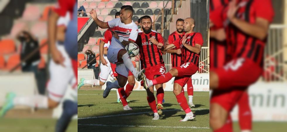 TFF 2. Lig: Turgutluspor: 0 - Çorum FK: 0