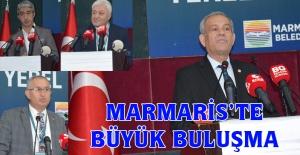 MARMARİS'TE BÜYÜK BULUŞMA