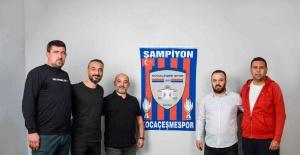 Salihli Kocaçeşmespor'a yeni yönetim