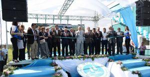 Turgutlu'da 46 milyonluk dev yatırım törenle açıldı