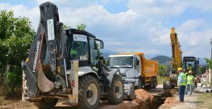 Turgutlu'nun 13 mahallesinde altyapı yenilemesi