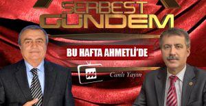 'SERBEST GÜNDEM' BU CUMA 21.00'da MANİSA MEDYA TV'de...