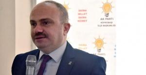 Ak Parti'li Mersinli'den 'Elektronik Kartlı Sayaç' Açıklaması