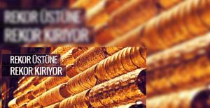 Altının gramı 173 lirayı aştı (Çeyrek altın ne kadar?)