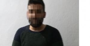 Cezaevi Firarisi Jandarmadan Kaçamadı