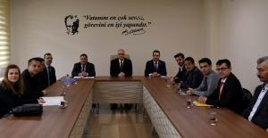 Komisyon Modern Pazaryeri İçin Toplandı