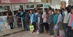 Okul Kantinin Bir Günlük Geliri Mehmetçik Vakfına