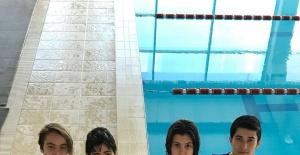 Yüzmede Şehit Ömer Halisdemir Farkı