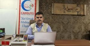 Cansuyu Manisa Ramazan Çalışmalarına Başladı
