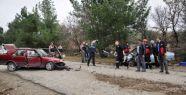Soma'da Trafik Kazası: 7 Yaralı