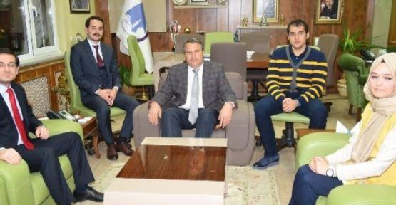 Tügva'dan Başkan Çerçi'ye Ziyaret