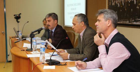 Turgutlu Belediye Bütçesi açıklandı