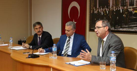 Turgutlu'da Esnaf Sorunları Masaya Yatırıldı