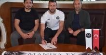 Manisa FK kadrosuna 3 yeni isim kattı