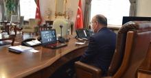 Salihli OSB Müteşebbis Heyeti gündem maddelerini karara bağladı